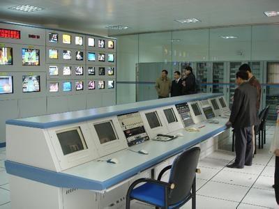 非民用电视墙