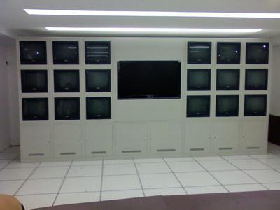 商场用电视墙