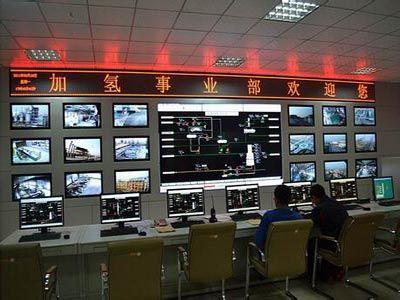 高效电视屏幕墙